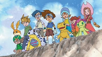 Digimon Adventure Original