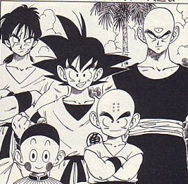 Dragon Ball Z Light of Hope episodios