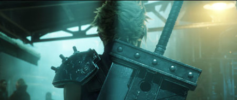 Final Fantasy VII PS4 confirmed